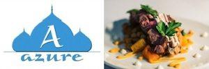 Azure, Mediterranean restaurant, Brighton seafront