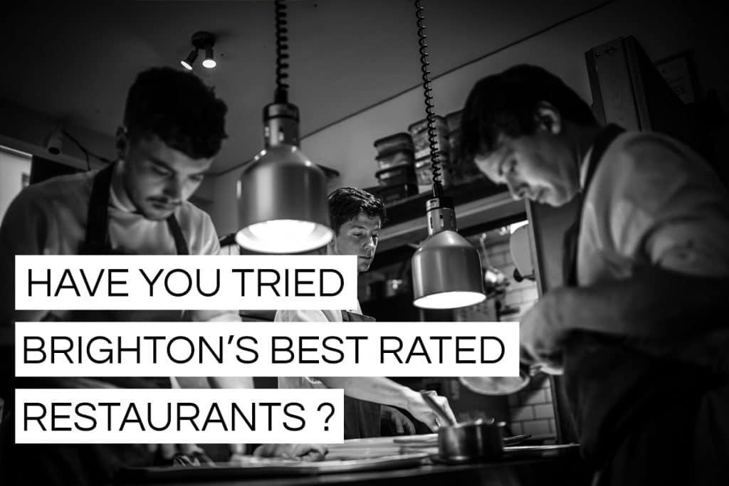 best restaurants in Brighton - where to go