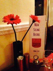 New Steine Bistro, New Steine Hotel, Kemptown, Brighton