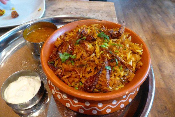 Curry Leaf Cafe. 60 Ship Street BN1 1AE