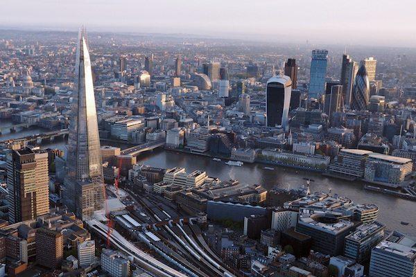 London's Best or Top Ten Restaurants