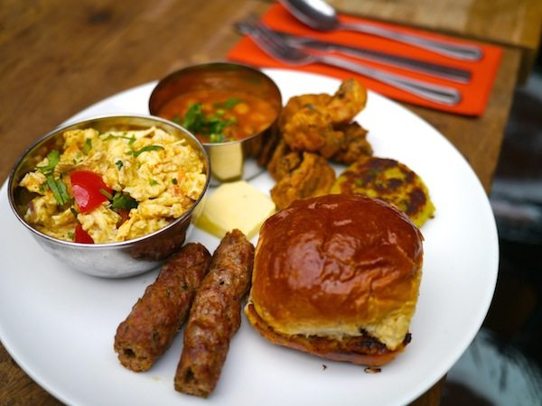 The Best Breakfast in Brighton - Curry Leaf Cafe, Brighton, brunch, Indian Cafe and restaurant