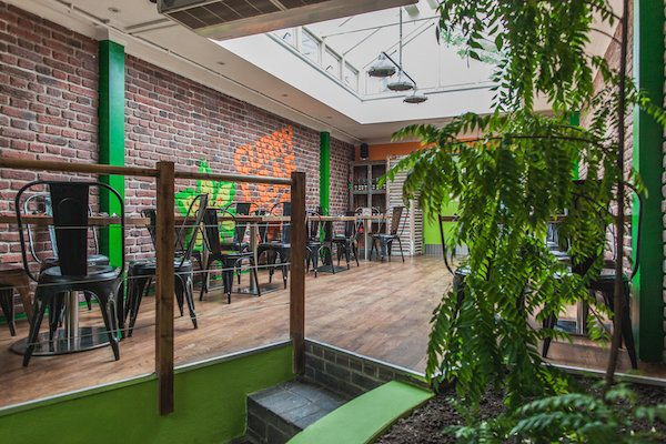 Curry Leaf Cafe, Brighton, brunch, Indian Cafe and restaurant