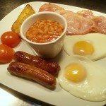 Little Miss Piggies Café, Kemptown, Brighton, British, breakfasts, lunches