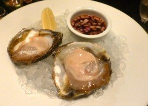 Riddle & Finns, seafood and fish restaurant, Brighton seafront, oysters, champagne