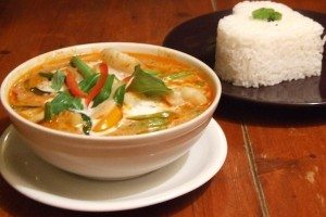 Marlbrough - Thai Curry