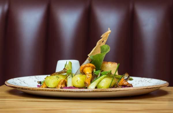UK number 1 vegetarian restaurant