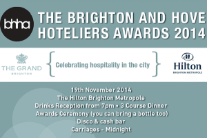 The Brighton and Hove Hoteliers Awards
