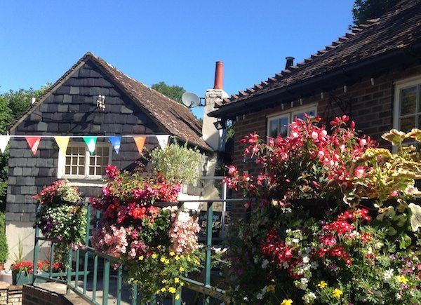 The Shepherd & Dog, Country Pub, Fulking, Henfield, West Sussex