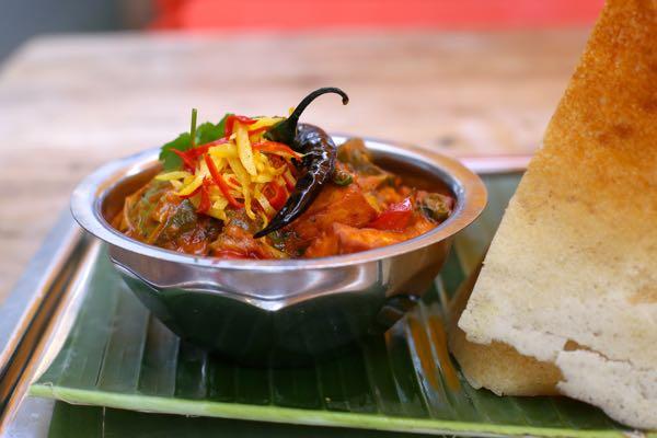 Dosa at Chilli Pickle - Foodie Eshe