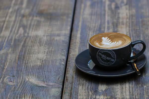 Moksha Caffe Best Coffee Brighton Restaurant Awards BRAVO