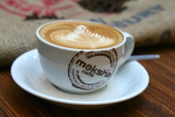 Moksha Caffe, London Road, Brighton, coffee shop, breakfast, brunch