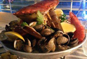 GB1 Restaurant, seafood review, Restaurants Brighton, Grand Hotel