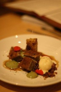 Terre à Terre, Brighton, vegetarian restaurant, food review