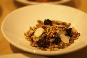 Terre à Terre, Brighton, vegetarian restaurant, food review