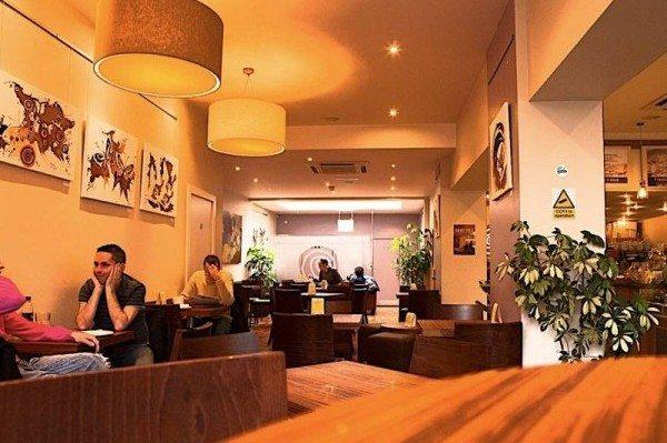 Moksha cafe, london road, coffee shop, caffe, Brighton