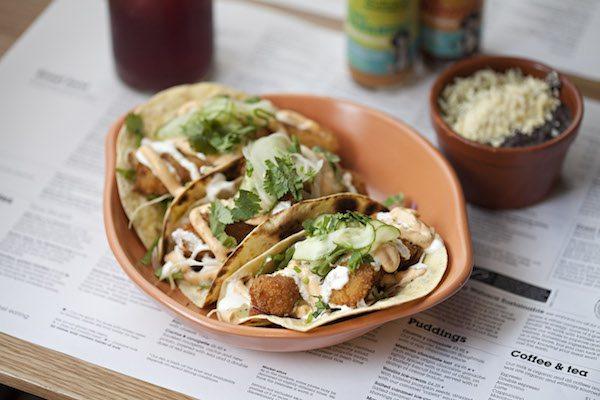 Wahaca, Brighton, Mexican Restaurant, street, market food