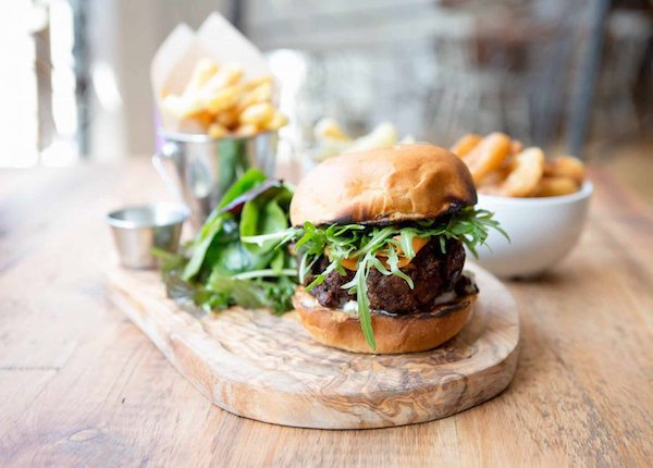 Restaurants Brighton, Coggings and Co, burgers