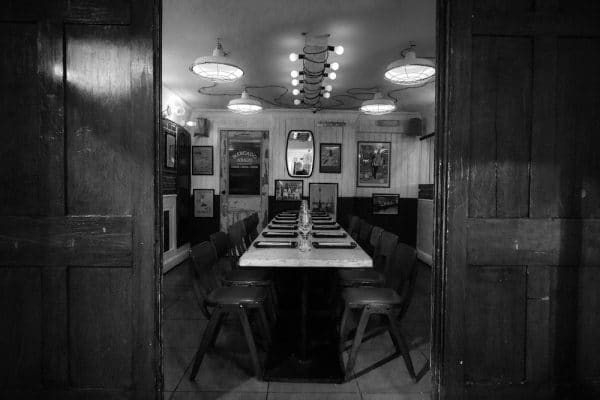 Private dining at Market Restaurant