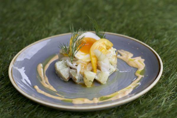 Egg starter Market Restaurant