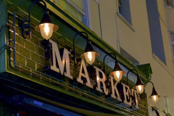 Market restaurant and Bar, Hove, Western Road