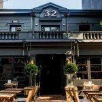 Exterior at No 32, bar, restaurant, and club, Duke Street, Brighton