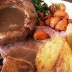 Roast at Avenue restaurant, Church Road, Hove