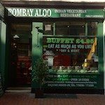 Bombay Allo - vegetarian restaurant, Brighton