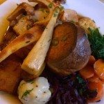 GLUTEN FREE REVIEW: Sunday Roast, The Farm Tavern, Hove