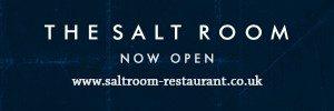 Salt room restaurant, Brighton