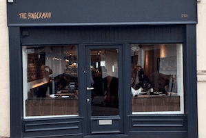 The Gingerman restaurant, Brighton, Norfolk Square, The Gingerman group