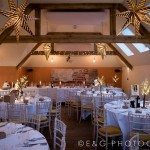 The Talbot hayloft event room