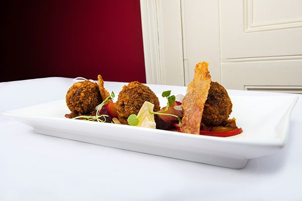 Food shot, The Talbot Pub and Restaurant, Cuckfield, Sussex