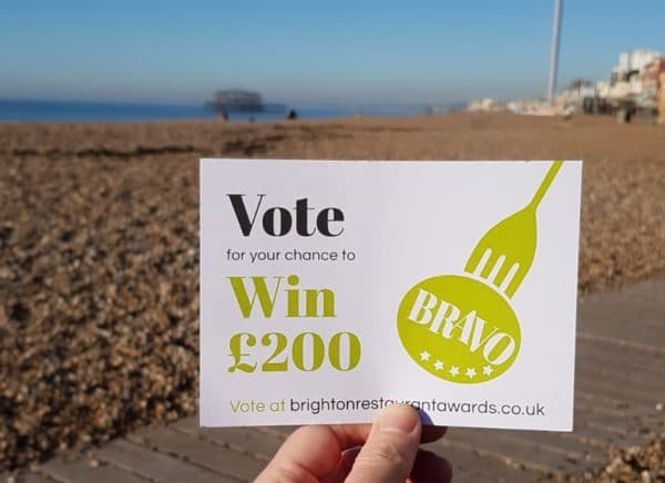 Brighton Restaurant Awards
