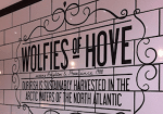 Wolfies of Hove, Fish and Chip Shop, Chippie, Hove station