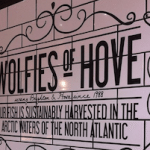 FOOD REVIEW: Wolfies of Hove, Fish and Chips, Nr Hove Station