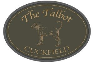 Logo, The Talbot pub and restaurant, Cuckfield