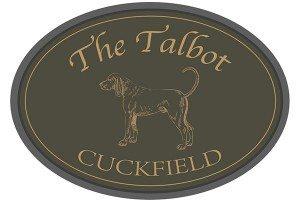 Logo, The Talbot pub and restaurant, Cuckfield