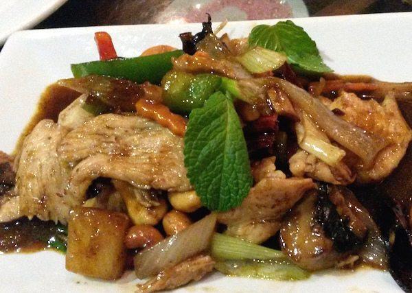 Thai restaurant, Brighton, Muang Thai