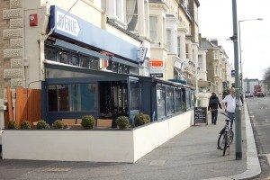 Breakfast at Avenue, Café, restaurant, Hove, Church Road