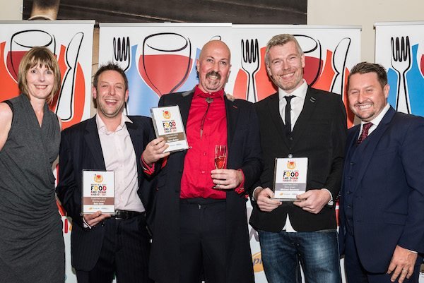 Brighton and Hove Food and Drink Awards 2015 Food trends 2018