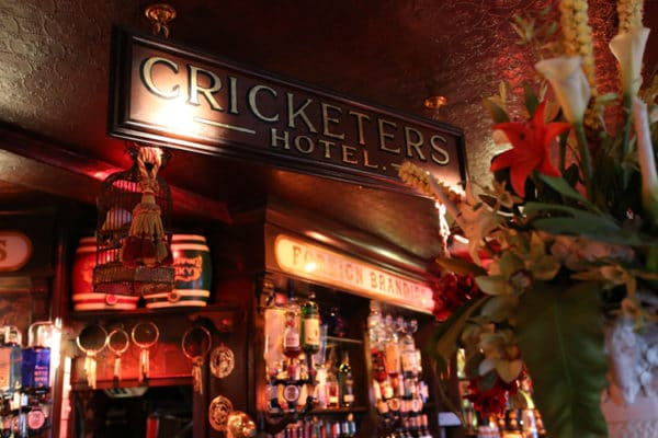 the Cricketers in Brighton