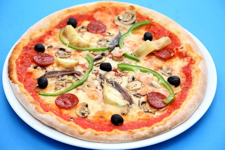 Donatello, pizza & Italian restaurant, Brighton