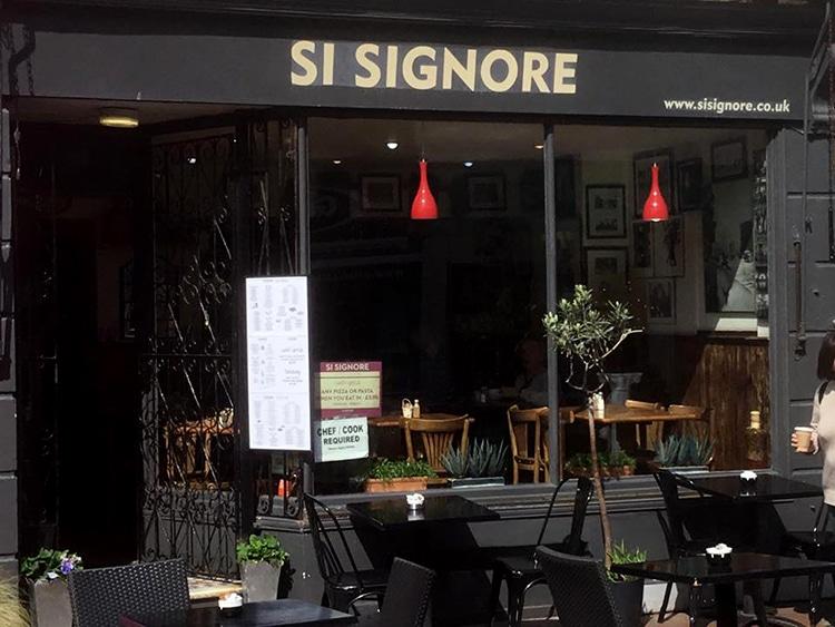 Italian Restaurant Brighton