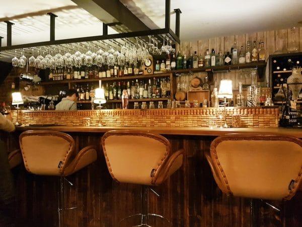 Sleek Bar at Grow 40 Brighton