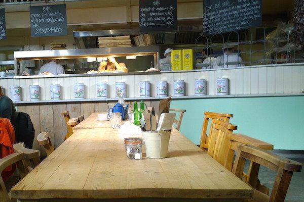Bills Restaurant, Brighton, Breakfast review