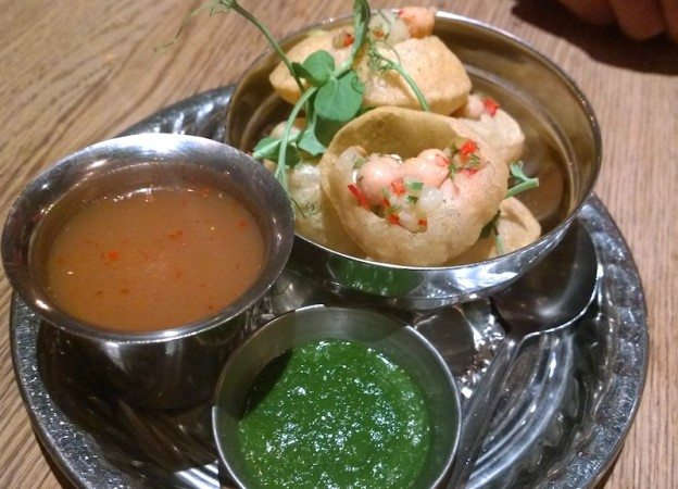 The Chilli Pickle, Gluten Free Review, Indian Restaurant, Brighton
