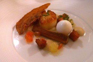 The Gingerman restaurant, Norfolk Square, Brighton, Ben McKellar, Restaurants Brighton