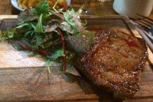 Gluten free review, Grow 40, Restaurant, North Laine, Kensington Gardens