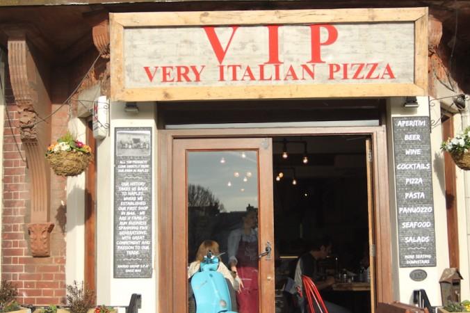 Vip Restaurant Brighton Menu